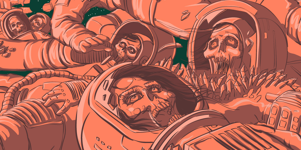 Dead Astronauts Wallpapers - Pics about space